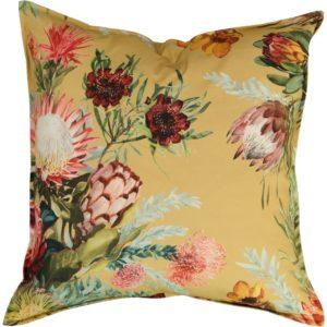 Fynbos cushion cover